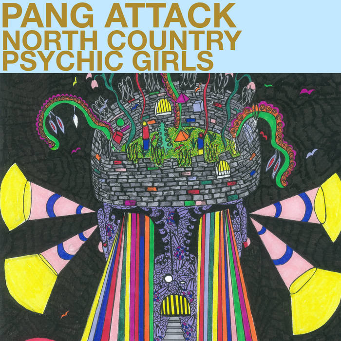 North Country Psychic Girls cover art