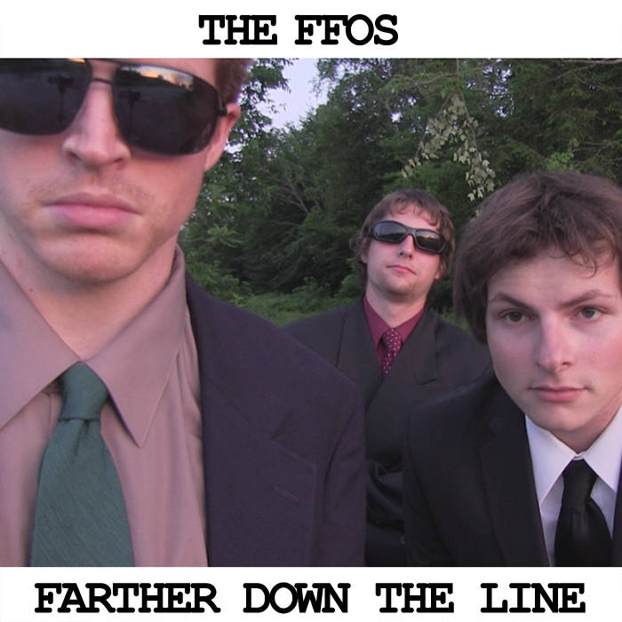 Farther Down The Line cover art