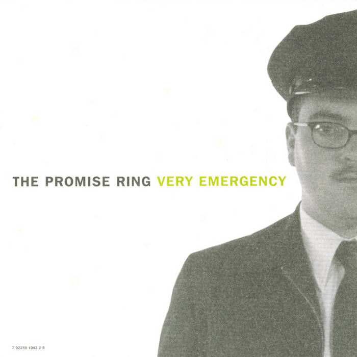 Very Emergency cover art