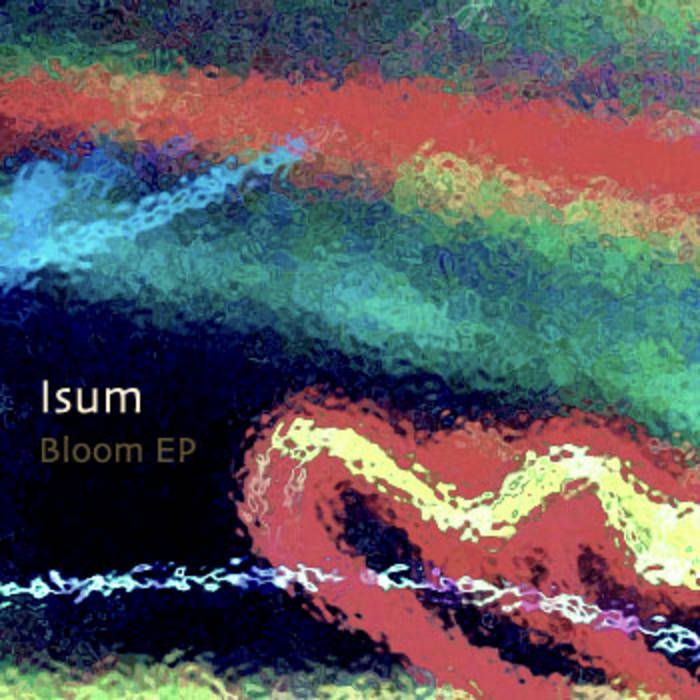 BLOOM EP cover art