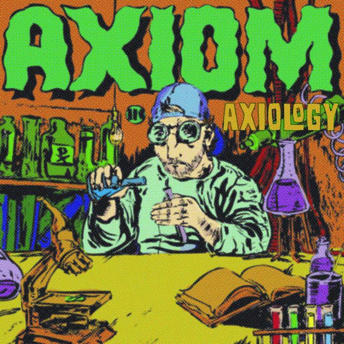 Axiology cover art