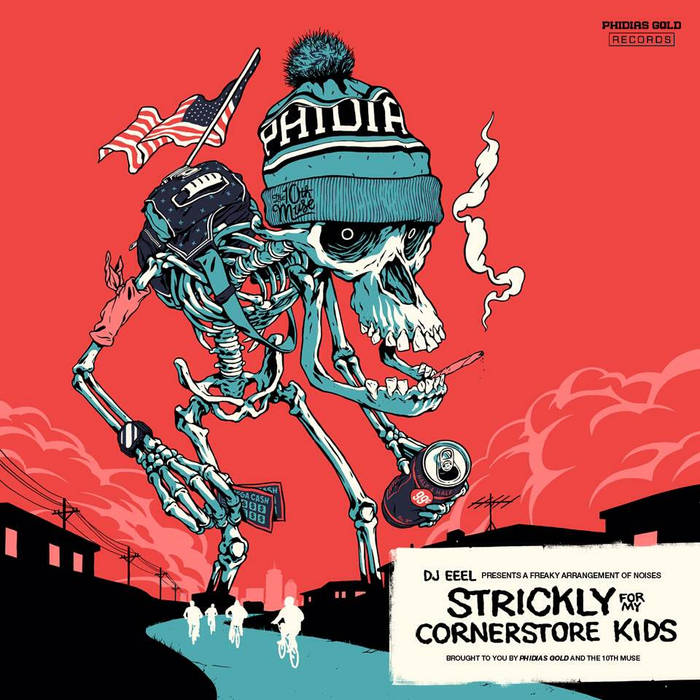 Strickly For My Cornerstore Kids cover art