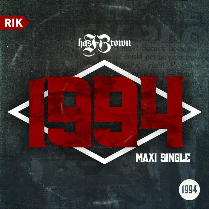 1994 [Maxi Single] cover art