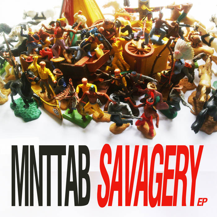 Savagery EP cover art