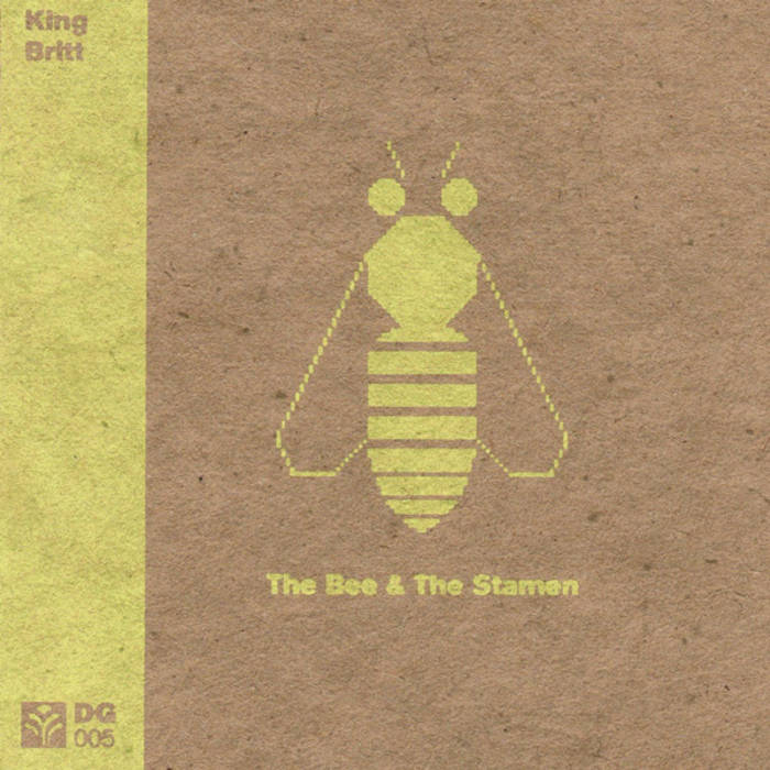 The Bee and the Stamen cover art