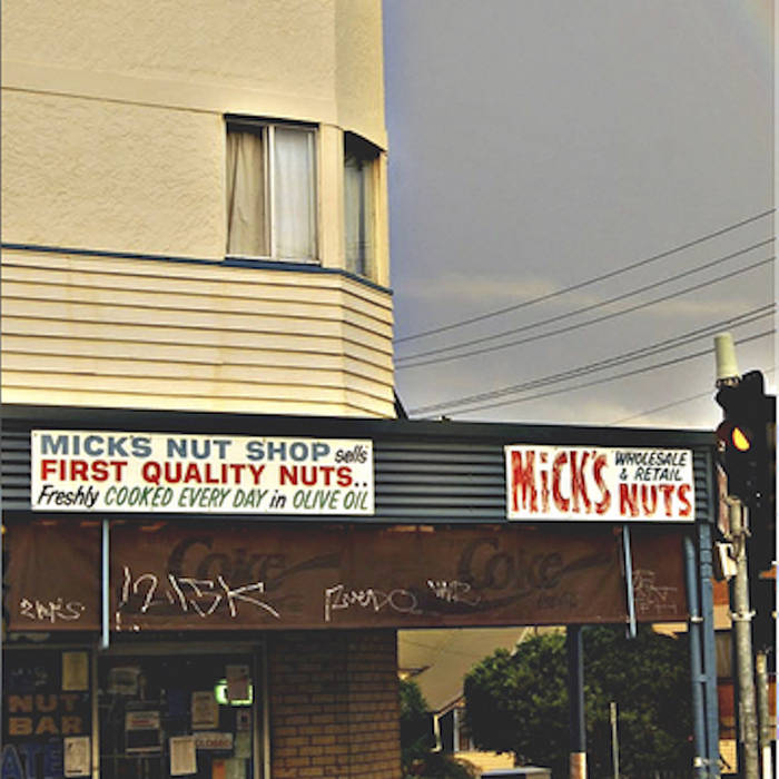 Mick's Nuts cover art