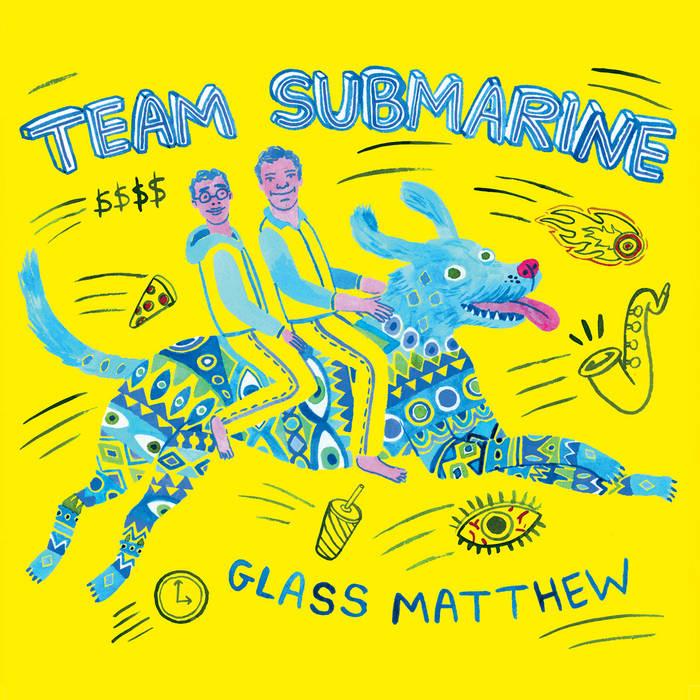 Glass Matthew cover art