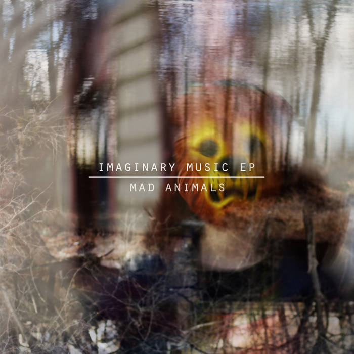 Imaginary Music - EP cover art