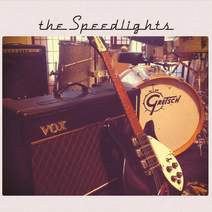 The Speedlights EP cover art