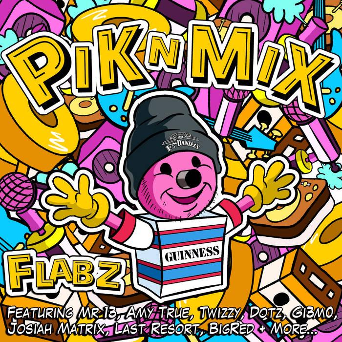 Pik 'N' Mix cover art