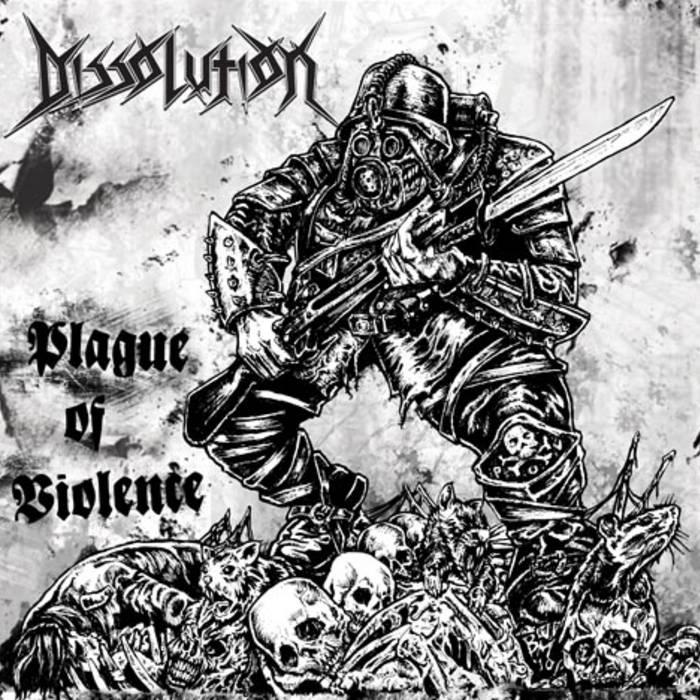 Plague of Violence cover art