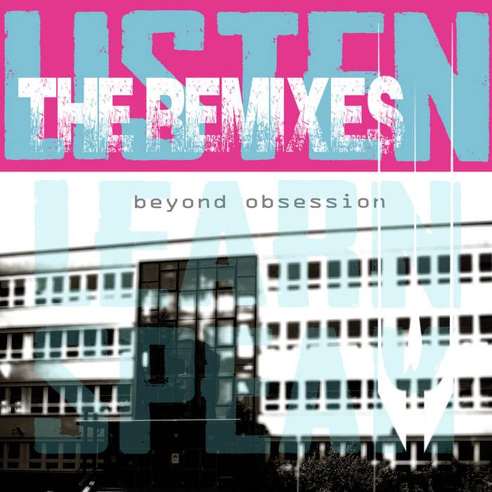 Listen The Remixes cover art