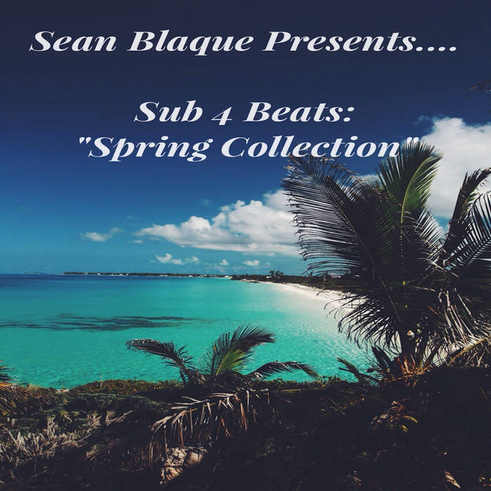 """Sub 4 Beats """"Spring Collection"""" cover art"""
