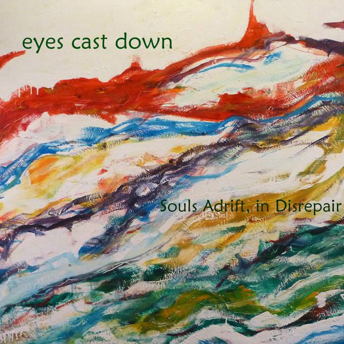 Souls Adrift, in Disrepair cover art