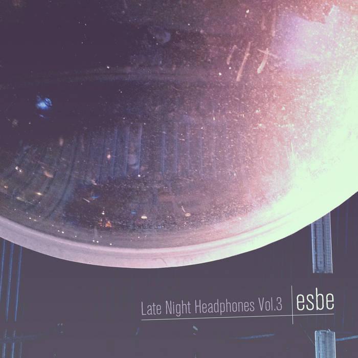 Late night headphones Vol.3 cover art
