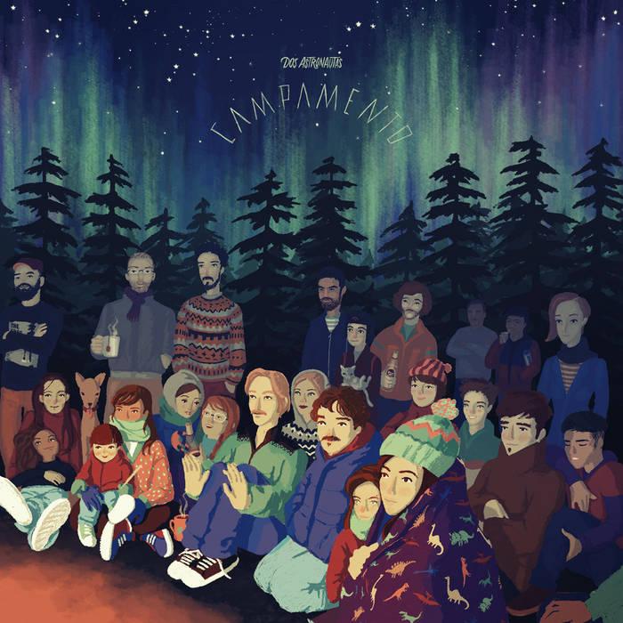 Campamento cover art
