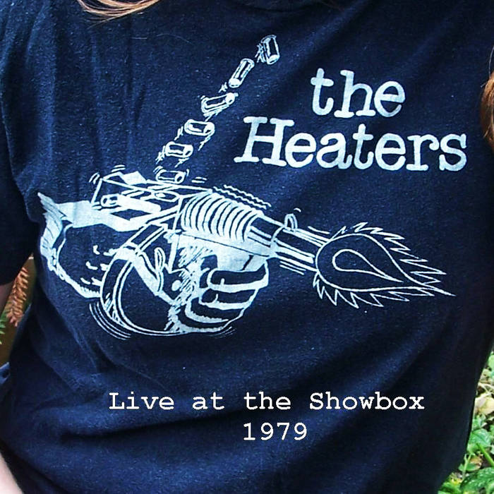 Live at the Showbox 1979 cover art