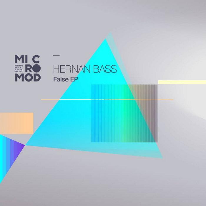 Hernan Bass - False EP cover art