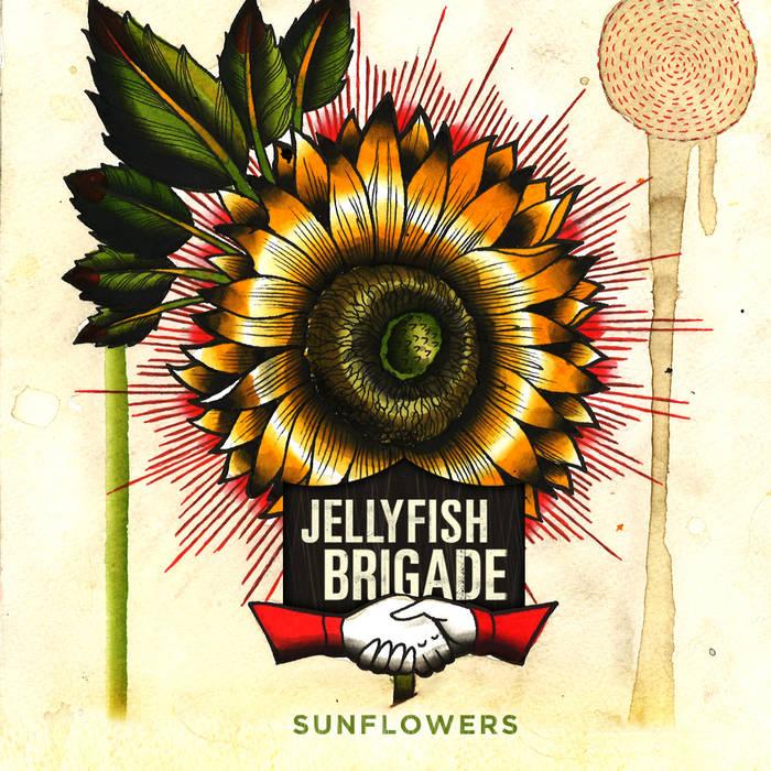 Sunflowers cover art