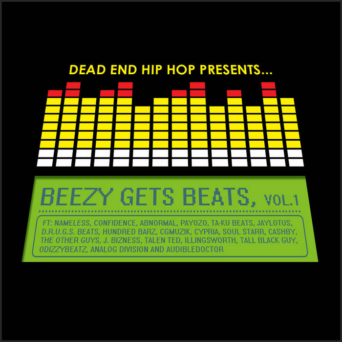 Beezy Gets Beats, Vol.1 cover art