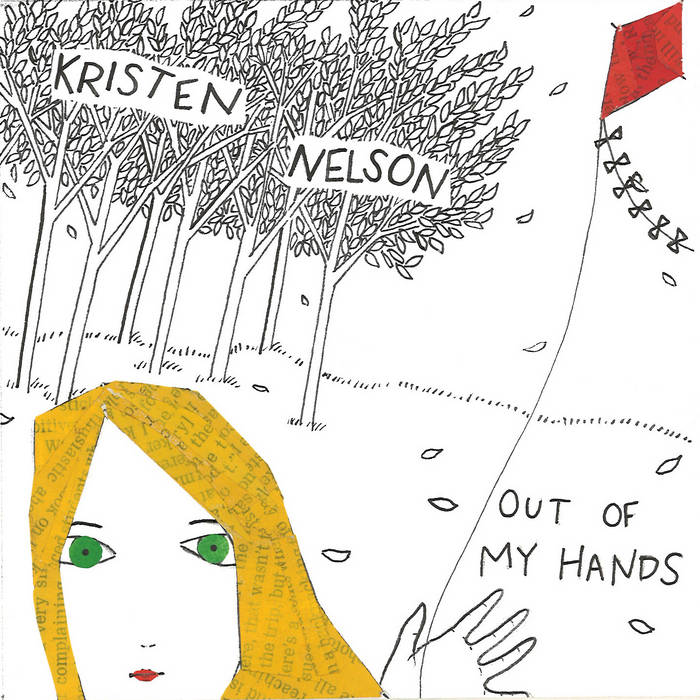 Out of My Hands cover art