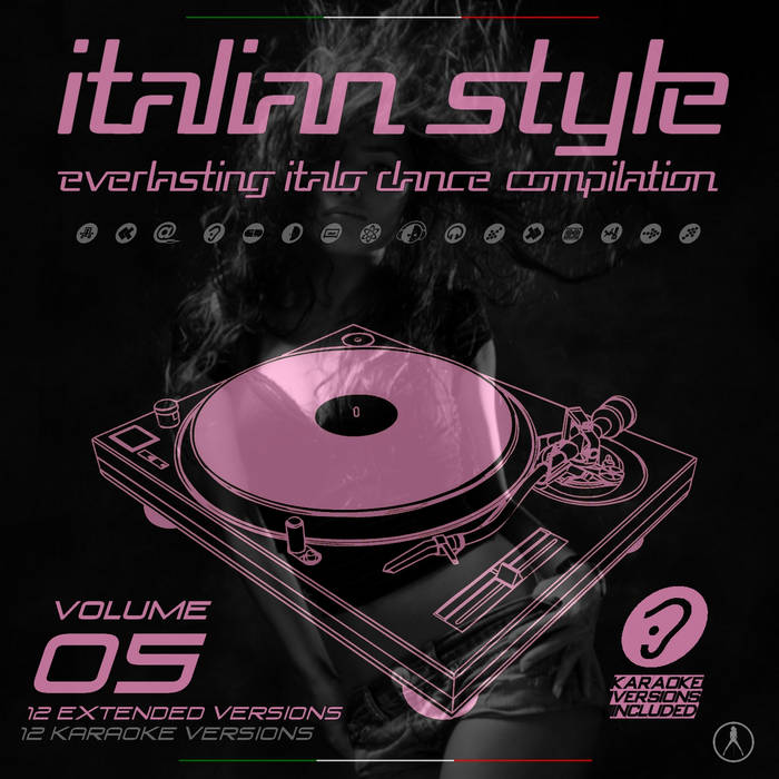 Various - Italian Style Vol. 5 cover art