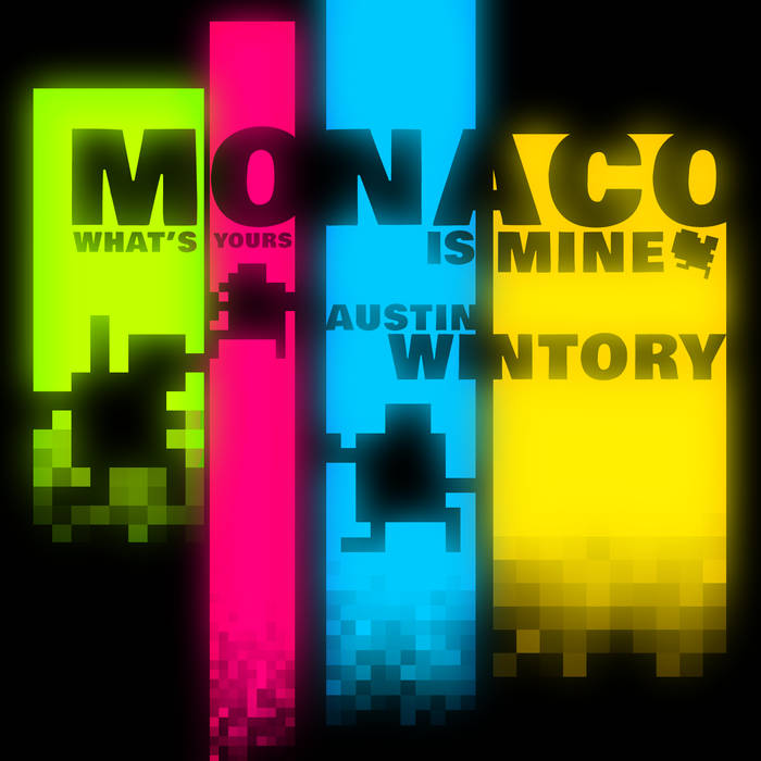 Monaco: What's Yours Is Mine cover art