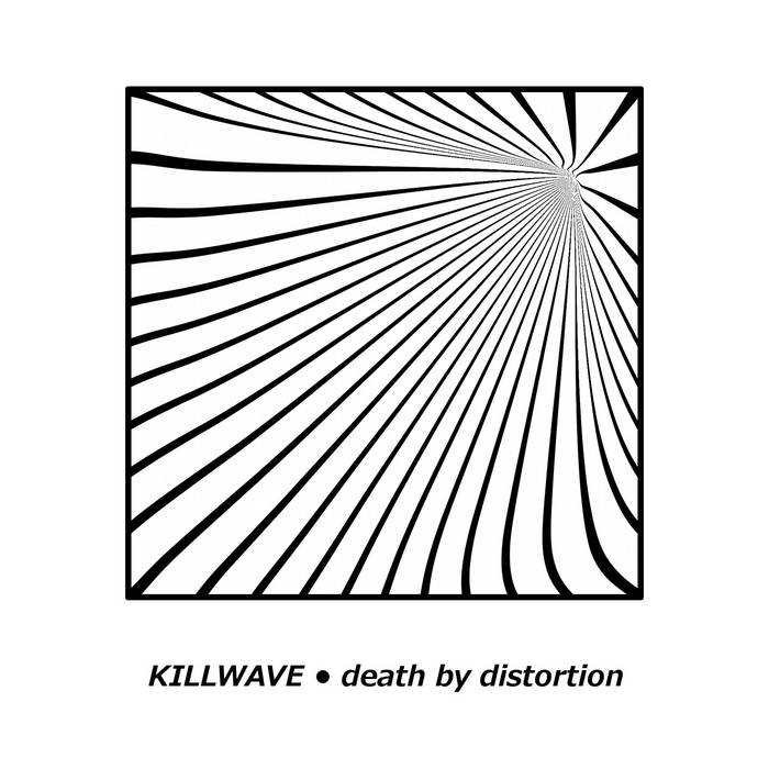Death By Distortion cover art