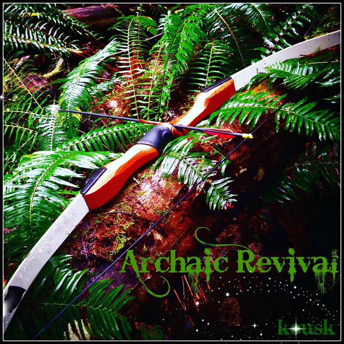 Archaic Revival cover art
