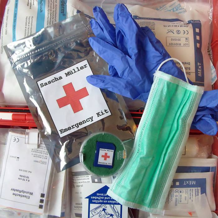Emergency Kit cover art