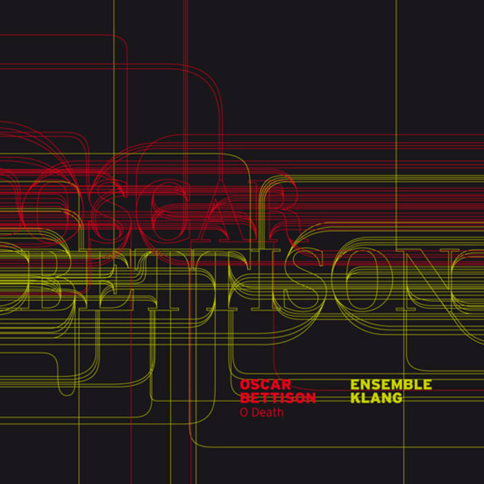 O Death - Oscar Bettison cover art