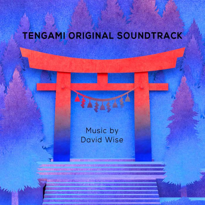 Tengami Original Soundtrack cover art