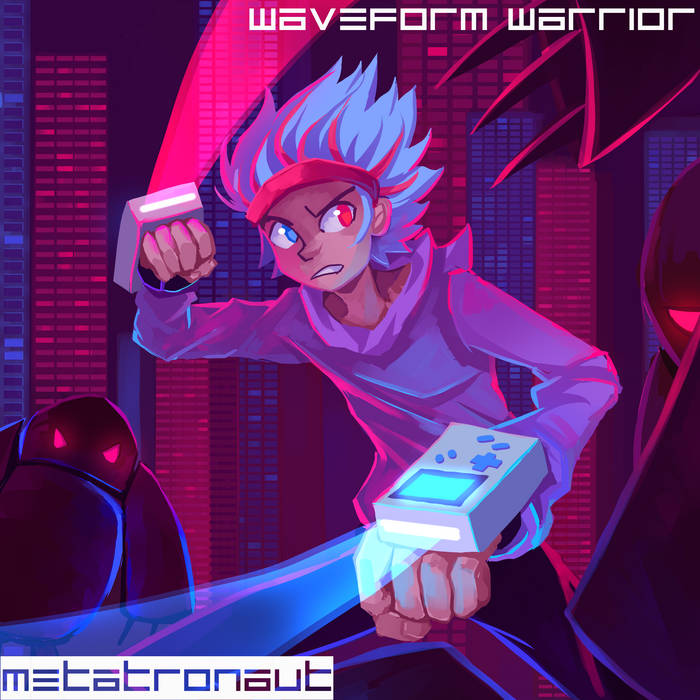 Waveform Warrior cover art