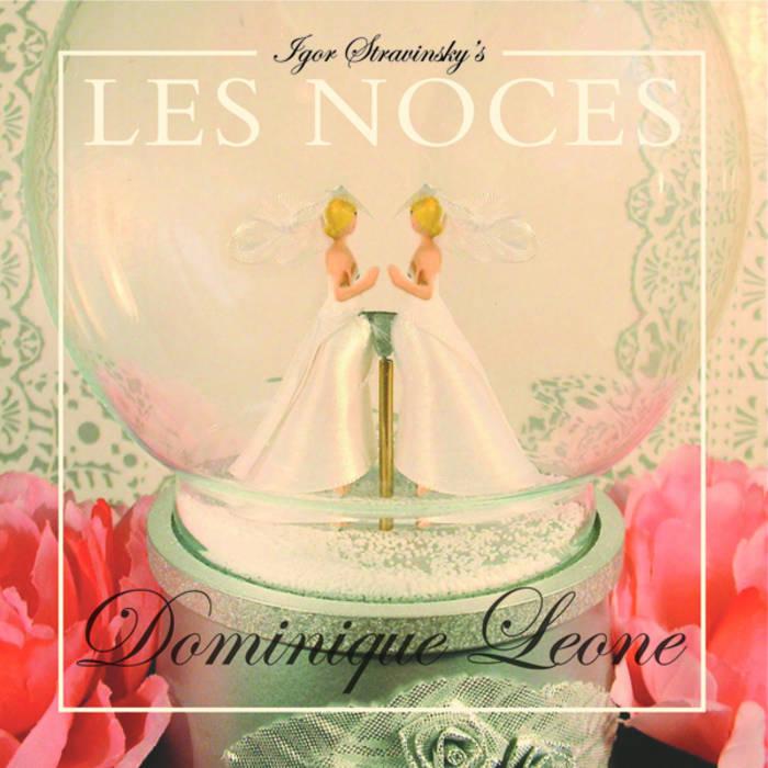 Les Noces cover art