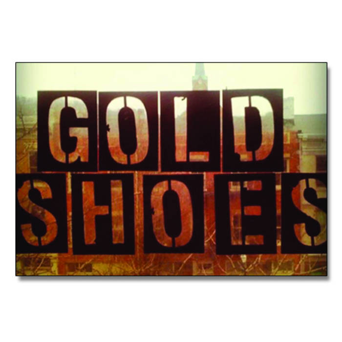 The Gold Shoes LP cover art