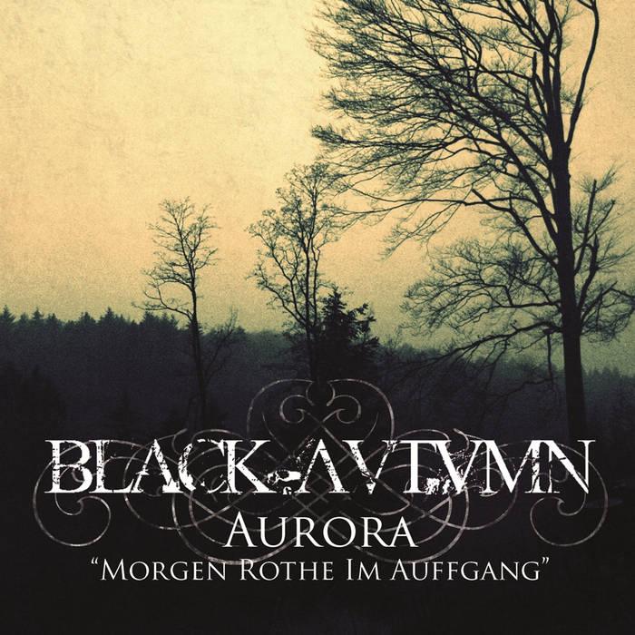 Aurora - Morgen Rothe Im Auffgang cover art