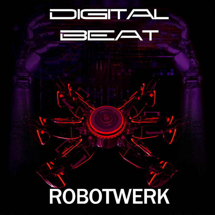 Robotwerk cover art
