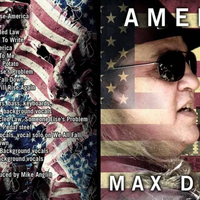 Max DuBose-America cover art