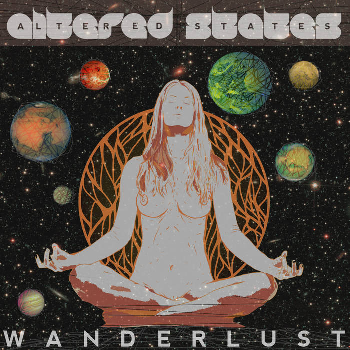 Wanderlust EP cover art