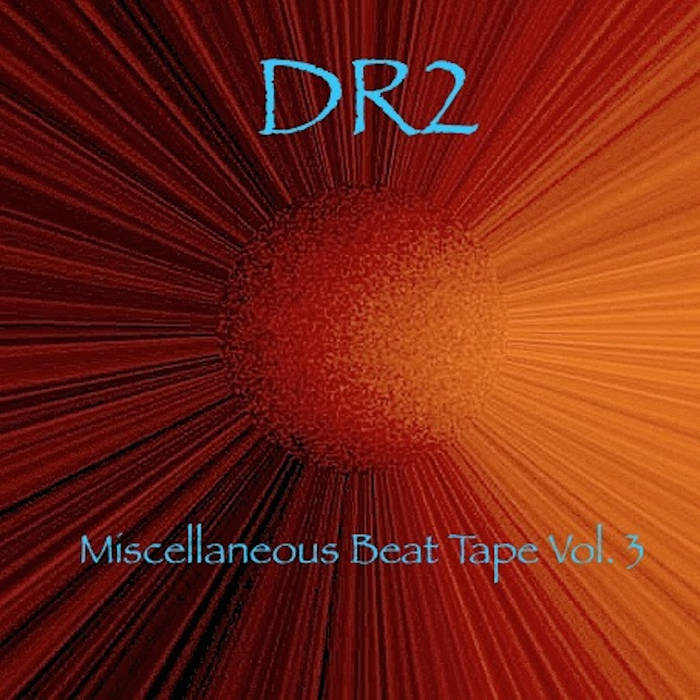 Miscellaneous Beat Tape Vol. 3 cover art