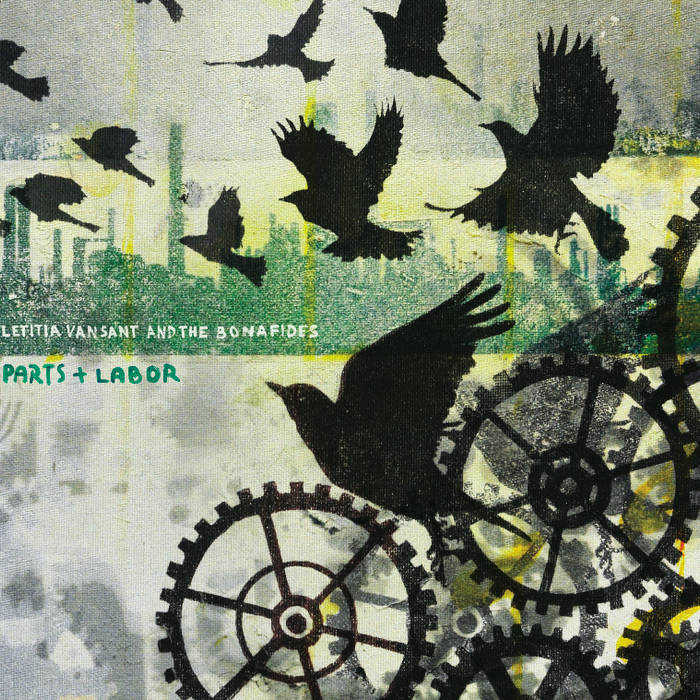 Parts & Labor cover art