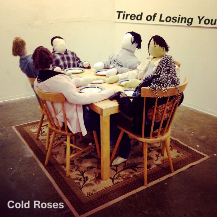 Tired Of Losing You (single) cover art