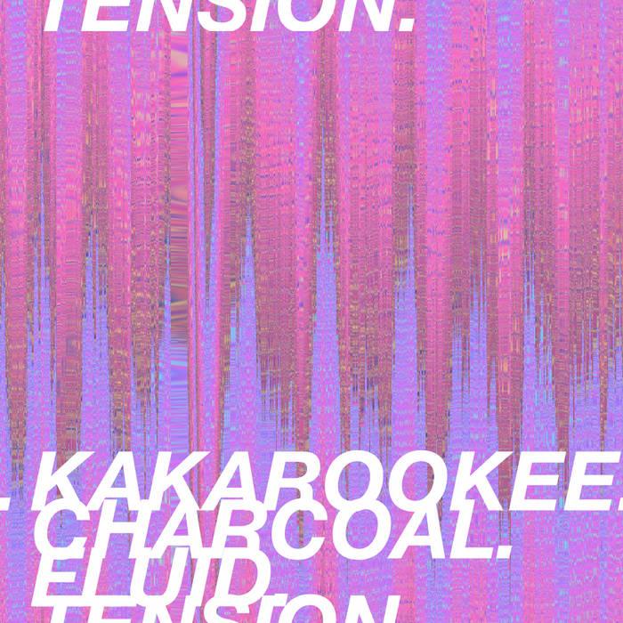KKR003 – Charcoal cover art