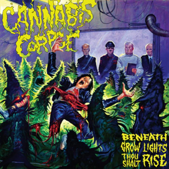 Beneath Grow Lights Thou Shalt Rise cover art