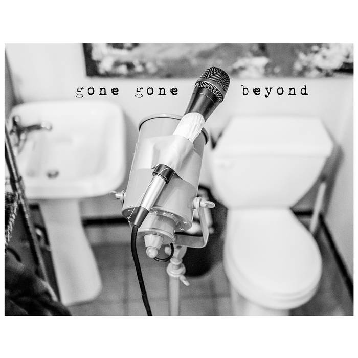 Gone Gone Beyond cover art