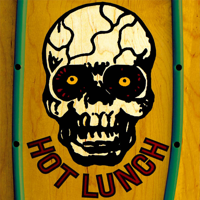 """Hot Lunch"" cover art"