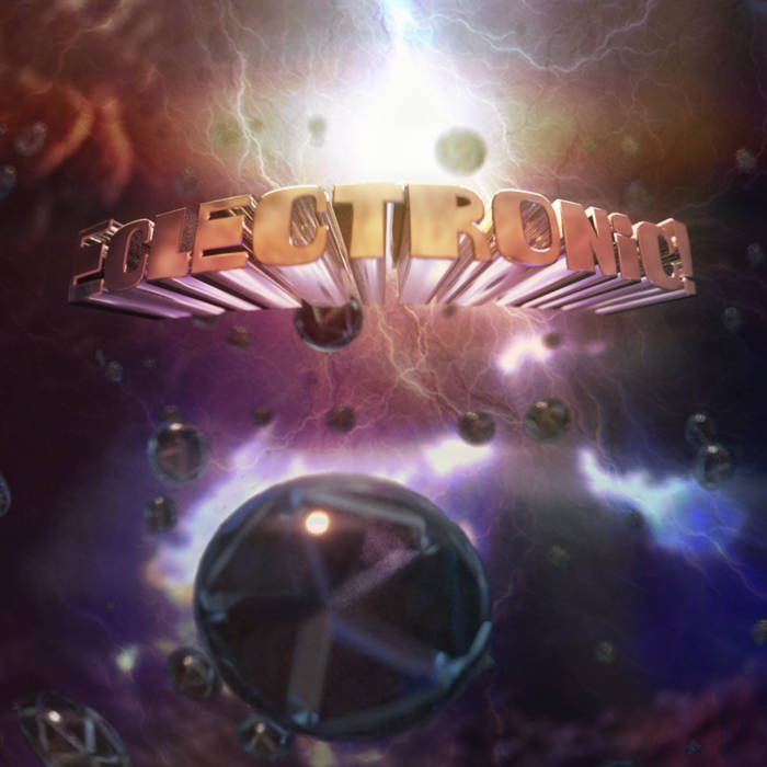 Eclectronic cover art
