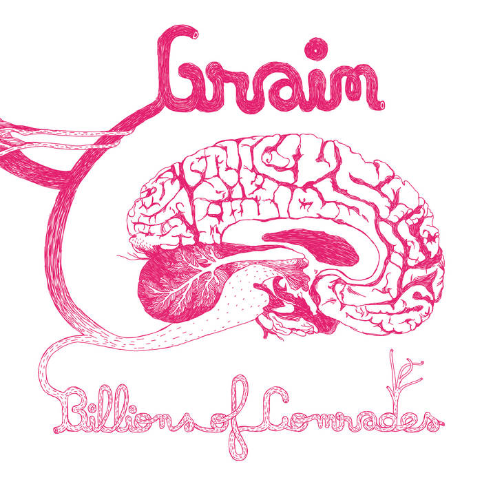 GRAIN cover art