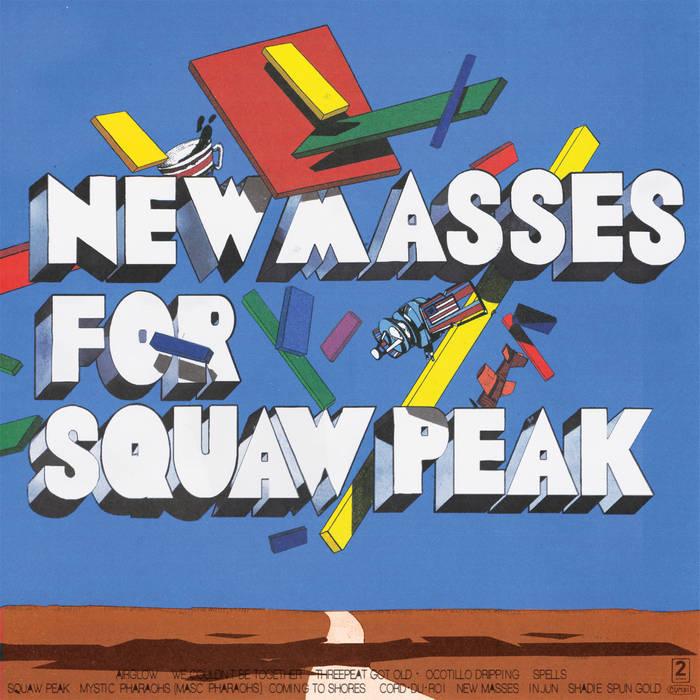 New Masses for Squaw Peak cover art