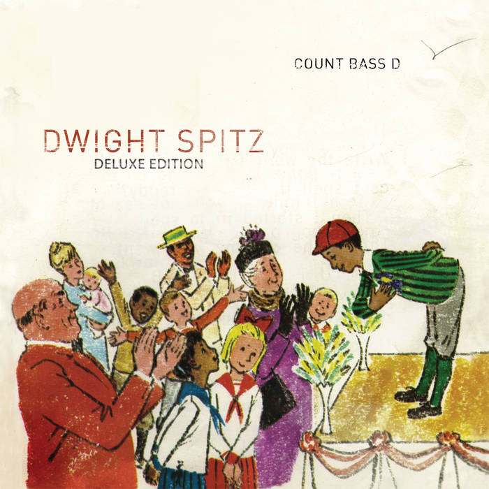 Dwight Spitz (Deluxe Edition) cover art